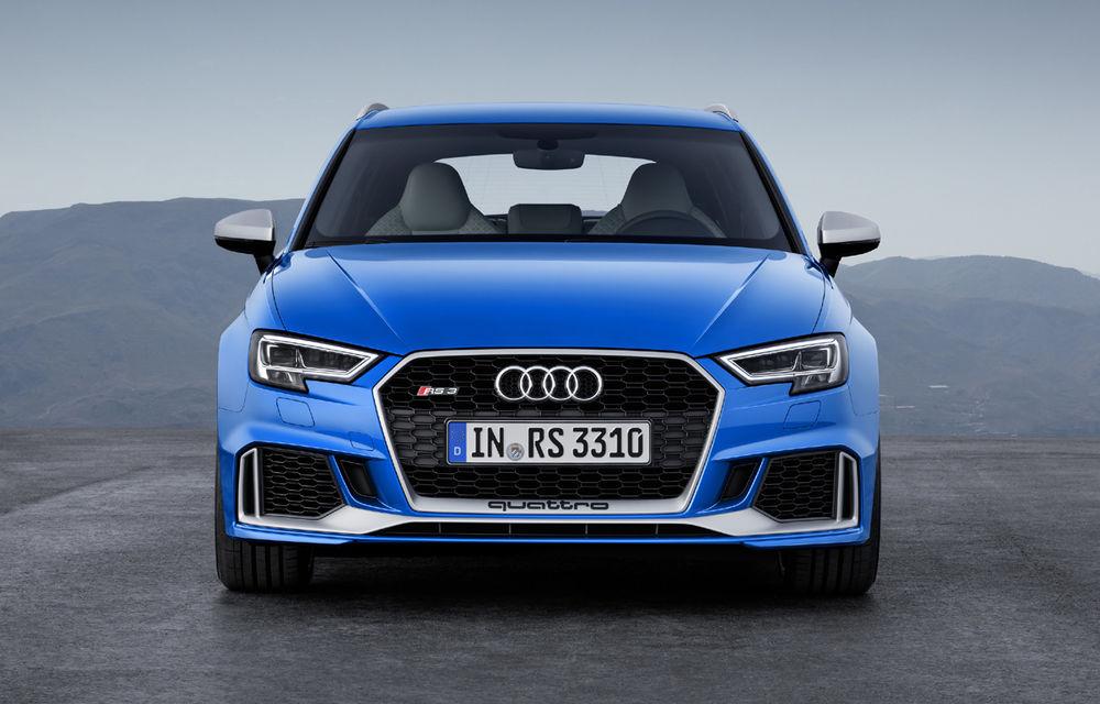 Noua generație Audi A3 va fi prezentată în 3 martie: modelul va primi noutăți majore la interior - Poza 1