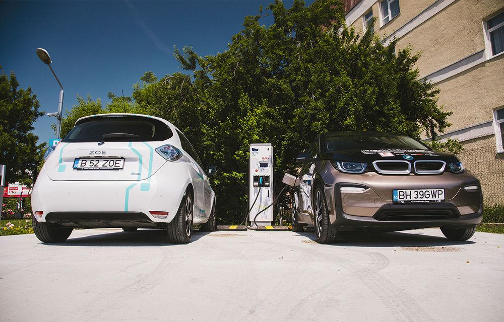"""""""Autostrada electrică"""": E.ON România a instalat 7 stații de încărcare rapidă pentru mașini electrice pe ruta Iași-Gheorgheni-Târgu Mureș - Poza 1"""