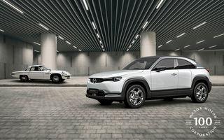 Mazda aniversează centenarul: producătorul nipon pregătește o serie de evenimente speciale pe tot parcursul anului
