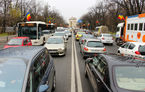 București, al patrulea cel mai aglomerat oraș din Europa în 2019: timpul pierdut în trafic a crescut