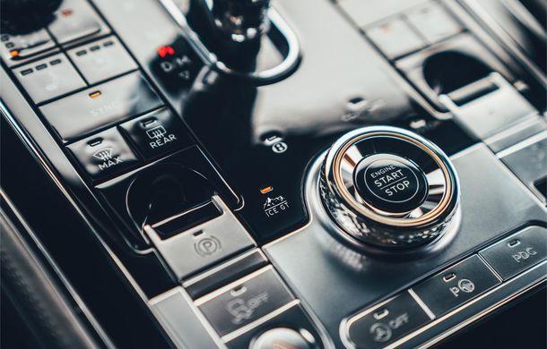 Bentley Continental GT Ice Race: versiunea unicat are roll cage și o gardă la sol mai mare - Poza 10