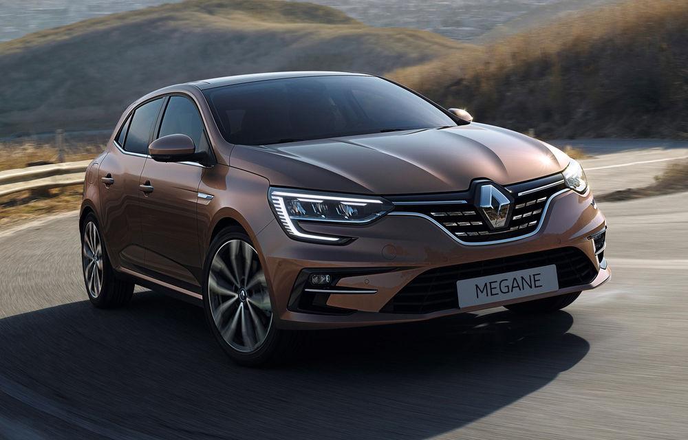 Imagini și informații tehnice despre Renault Megane facelift: modelul compact primește versiune plug-in hybrid de 160 de cai putere - Poza 1