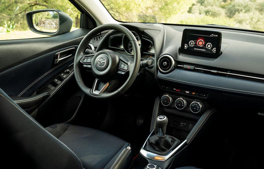 Prețuri pentru Mazda 2 facelift: modelul de segment B pornește de la 14.200 de euro - Poza 12