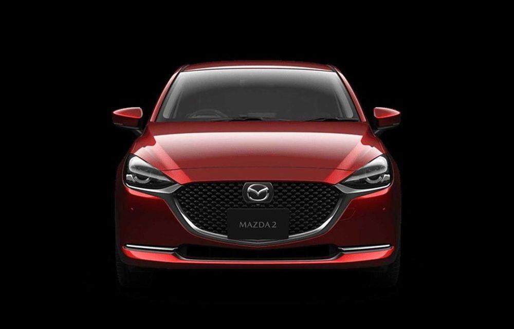 Prețuri pentru Mazda 2 facelift: modelul de segment B pornește de la 14.200 de euro - Poza 3
