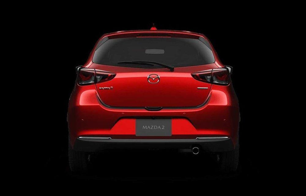 Prețuri pentru Mazda 2 facelift: modelul de segment B pornește de la 14.200 de euro - Poza 10