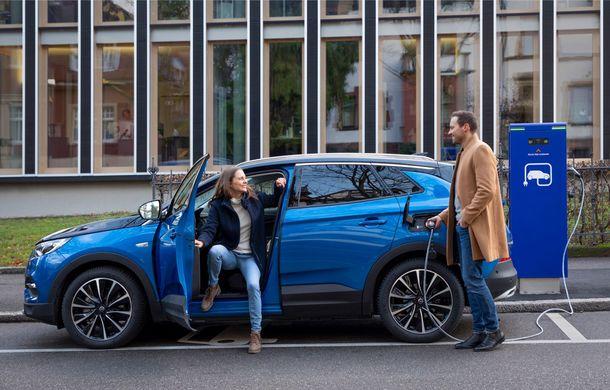Opel Grandland X Hybrid poate fi comandat în România: SUV-ul plug-in hybrid pleacă de la aproape 35.800 de euro - Poza 19