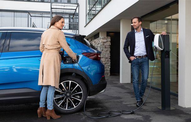 Opel Grandland X Hybrid poate fi comandat în România: SUV-ul plug-in hybrid pleacă de la aproape 35.800 de euro - Poza 21