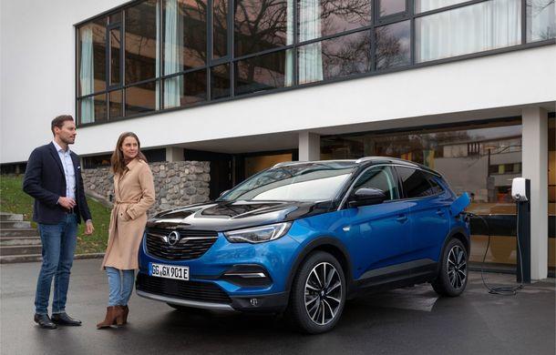 Opel Grandland X Hybrid poate fi comandat în România: SUV-ul plug-in hybrid pleacă de la aproape 35.800 de euro - Poza 20