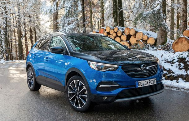 Opel Grandland X Hybrid poate fi comandat în România: SUV-ul plug-in hybrid pleacă de la aproape 35.800 de euro - Poza 16