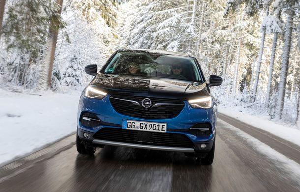 Opel Grandland X Hybrid poate fi comandat în România: SUV-ul plug-in hybrid pleacă de la aproape 35.800 de euro - Poza 12