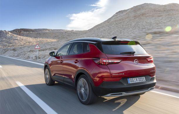 Opel Grandland X Hybrid poate fi comandat în România: SUV-ul plug-in hybrid pleacă de la aproape 35.800 de euro - Poza 9