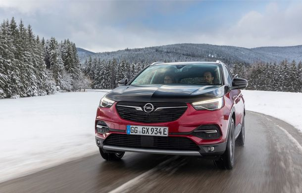 Opel Grandland X Hybrid poate fi comandat în România: SUV-ul plug-in hybrid pleacă de la aproape 35.800 de euro - Poza 22