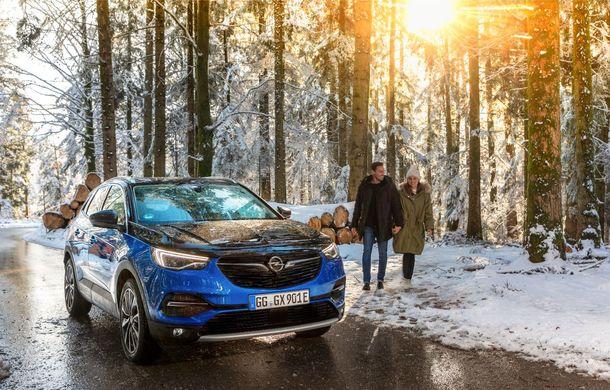 Opel Grandland X Hybrid poate fi comandat în România: SUV-ul plug-in hybrid pleacă de la aproape 35.800 de euro - Poza 17