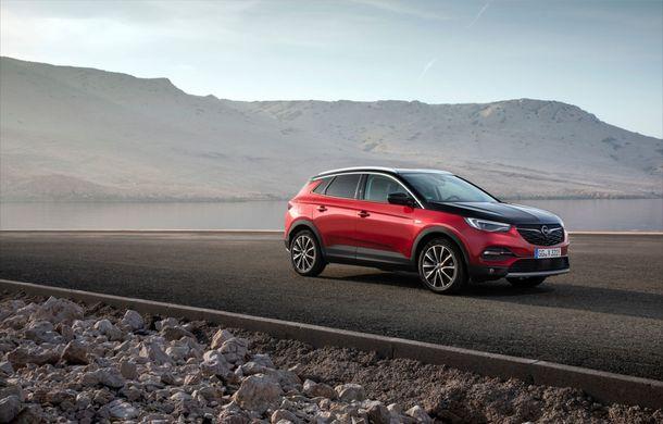 Opel Grandland X Hybrid poate fi comandat în România: SUV-ul plug-in hybrid pleacă de la aproape 35.800 de euro - Poza 6