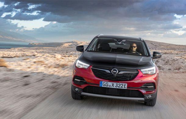 Opel Grandland X Hybrid poate fi comandat în România: SUV-ul plug-in hybrid pleacă de la aproape 35.800 de euro - Poza 8