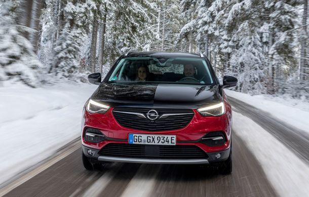 Opel Grandland X Hybrid poate fi comandat în România: SUV-ul plug-in hybrid pleacă de la aproape 35.800 de euro - Poza 23