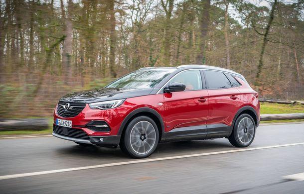 Opel Grandland X Hybrid poate fi comandat în România: SUV-ul plug-in hybrid pleacă de la aproape 35.800 de euro - Poza 27
