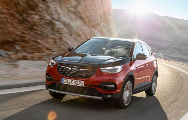 Opel Grandland X Hybrid poate fi comandat în România: SUV-ul plug-in hybrid pleacă de la aproape 35.800 de euro - Poza 5