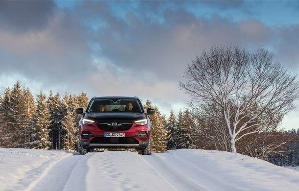 Opel Grandland X Hybrid poate fi comandat în România: SUV-ul plug-in hybrid pleacă de la aproape 35.800 de euro - Poza 24