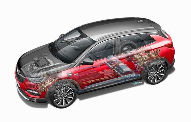 Opel Grandland X Hybrid poate fi comandat în România: SUV-ul plug-in hybrid pleacă de la aproape 35.800 de euro - Poza 40