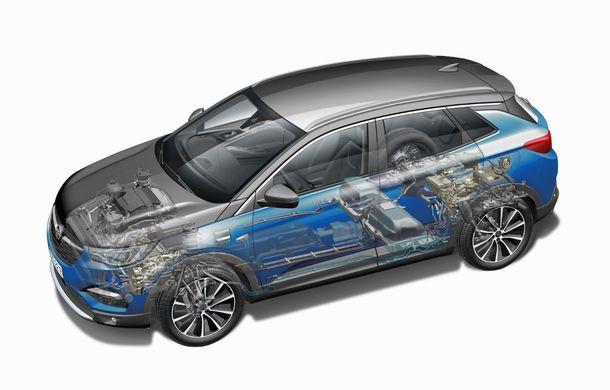 Opel Grandland X Hybrid poate fi comandat în România: SUV-ul plug-in hybrid pleacă de la aproape 35.800 de euro - Poza 39
