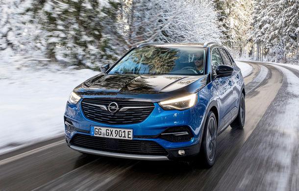 Opel Grandland X Hybrid poate fi comandat în România: SUV-ul plug-in hybrid pleacă de la aproape 35.800 de euro - Poza 1