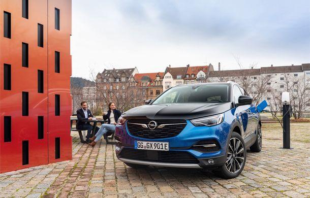 Opel Grandland X Hybrid poate fi comandat în România: SUV-ul plug-in hybrid pleacă de la aproape 35.800 de euro - Poza 18