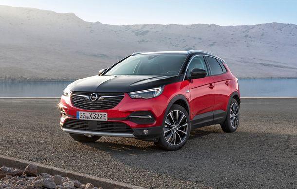 Opel Grandland X Hybrid poate fi comandat în România: SUV-ul plug-in hybrid pleacă de la aproape 35.800 de euro - Poza 7