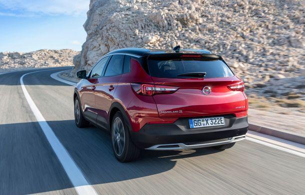 Opel Grandland X Hybrid poate fi comandat în România: SUV-ul plug-in hybrid pleacă de la aproape 35.800 de euro - Poza 10
