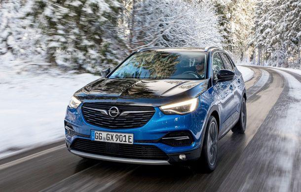 Opel Grandland X Hybrid poate fi comandat în România: SUV-ul plug-in hybrid pleacă de la aproape 35.800 de euro - Poza 11