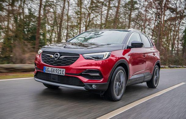 Opel Grandland X Hybrid poate fi comandat în România: SUV-ul plug-in hybrid pleacă de la aproape 35.800 de euro - Poza 26