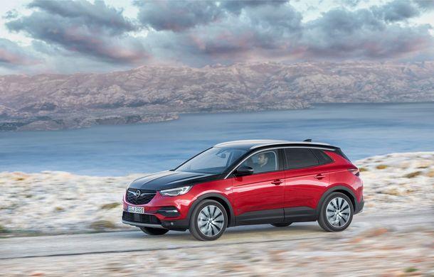 Opel Grandland X Hybrid poate fi comandat în România: SUV-ul plug-in hybrid pleacă de la aproape 35.800 de euro - Poza 3