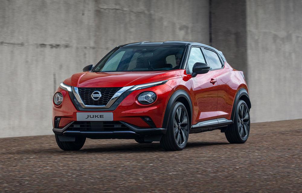 Prețuri pentru noua generație Nissan Juke: SUV-ul de segment B pornește de la 17.200 de euro - Poza 1