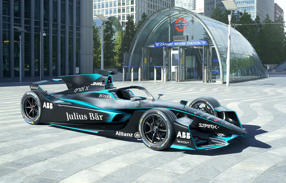 Formula E a publicat imagini cu noul monopost: debutul este programat pentru sezonul 2020-2021 - Poza 1