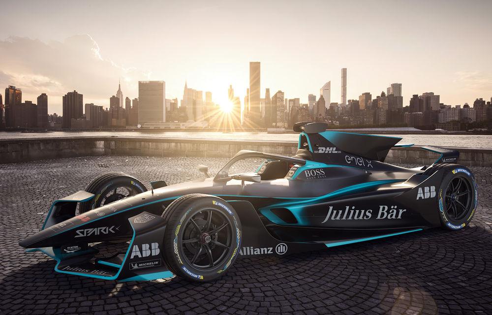 Formula E a publicat imagini cu noul monopost: debutul este programat pentru sezonul 2020-2021 - Poza 3
