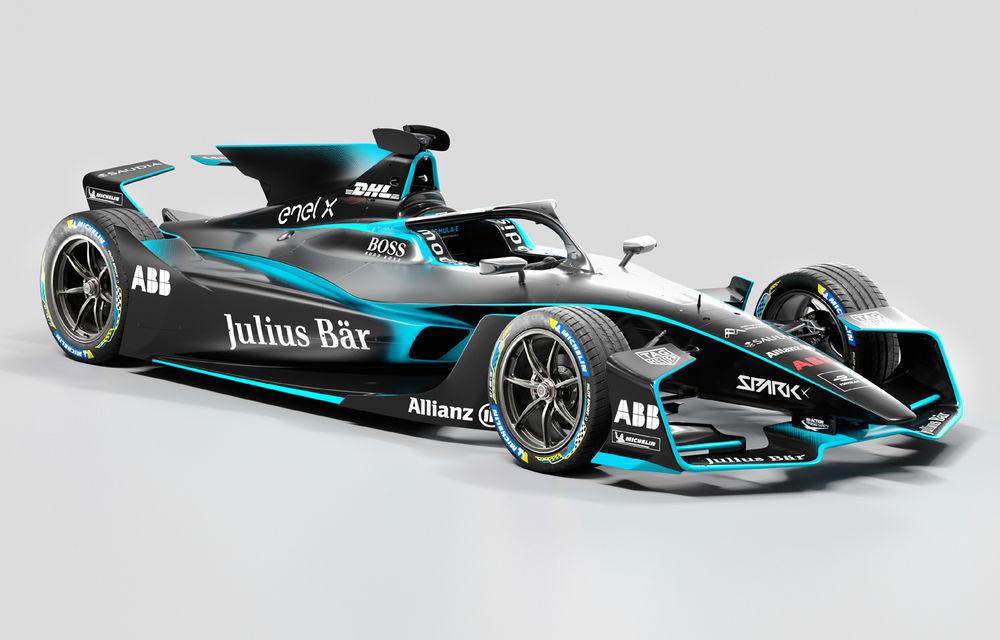 Formula E a publicat imagini cu noul monopost: debutul este programat pentru sezonul 2020-2021 - Poza 4