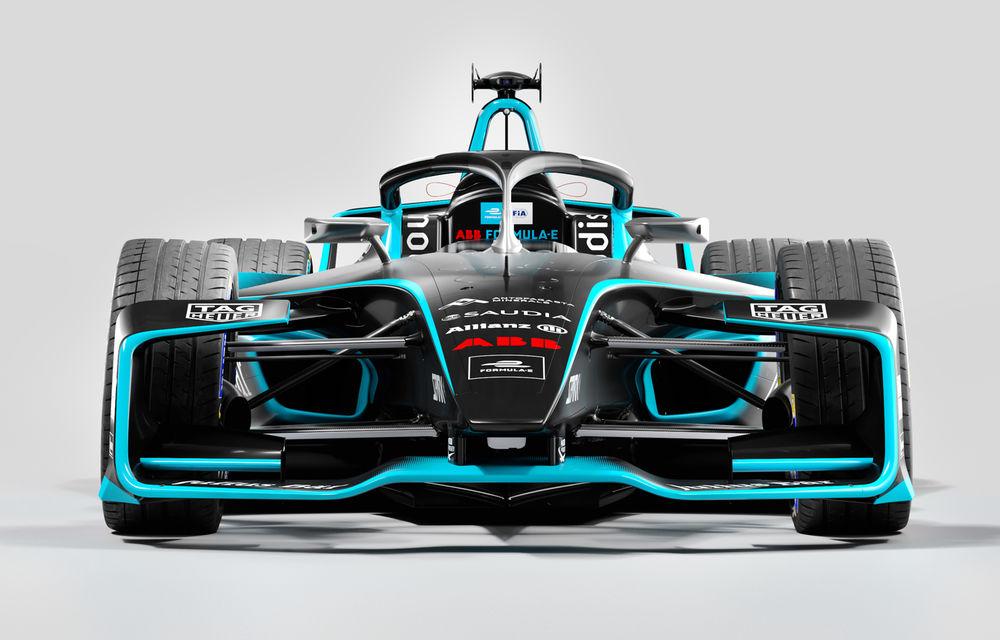 Formula E a publicat imagini cu noul monopost: debutul este programat pentru sezonul 2020-2021 - Poza 5