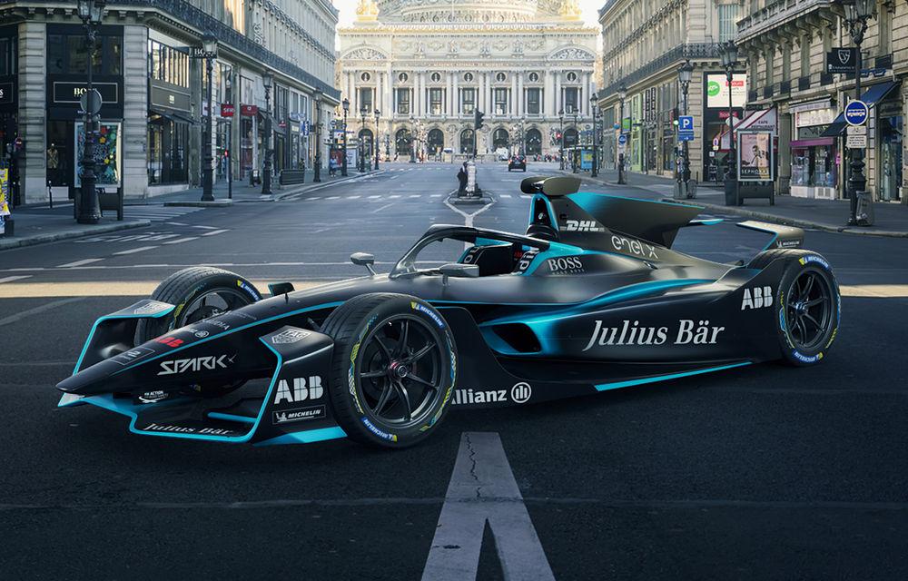 Formula E a publicat imagini cu noul monopost: debutul este programat pentru sezonul 2020-2021 - Poza 2