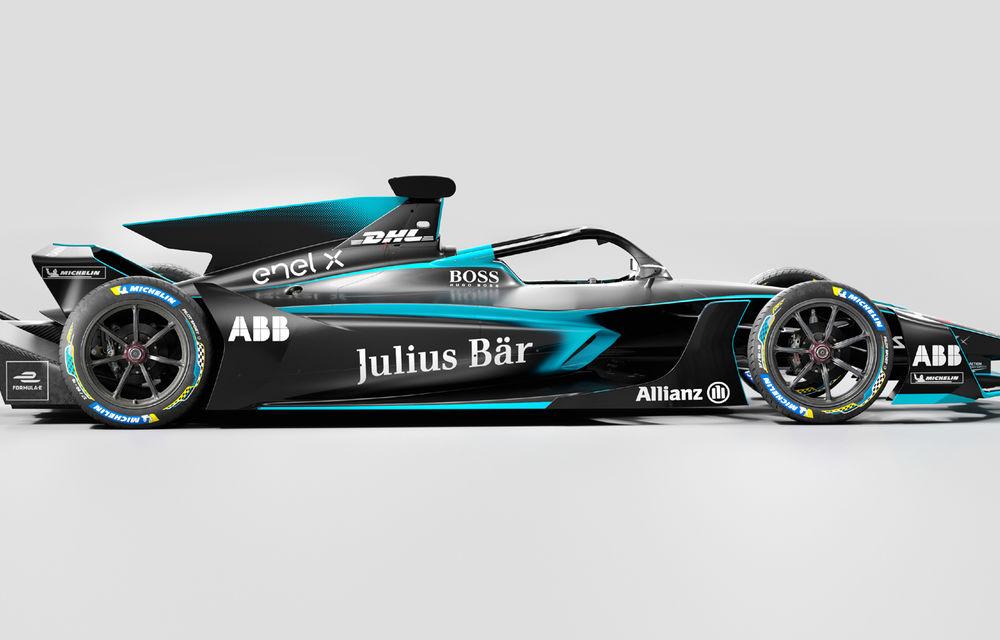 Formula E a publicat imagini cu noul monopost: debutul este programat pentru sezonul 2020-2021 - Poza 6