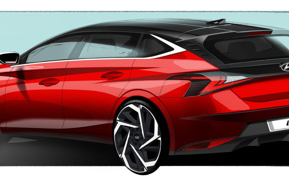 Primele teasere pentru noua generație Hyundai i20: design modern și două ecrane de 10.25 inch la interior - Poza 2