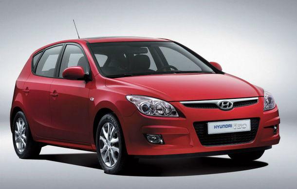 Hyundai cheamă în service modelul i30: 2.550 de mașini din România au probleme cu airbag-urile - Poza 1