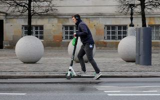 Proiectul care reglementează circulația trotinetelor electrice a fost aprobat: interzis pe trotuar, viteză maximă 25 km/h și amenzi de până la 1.160 lei