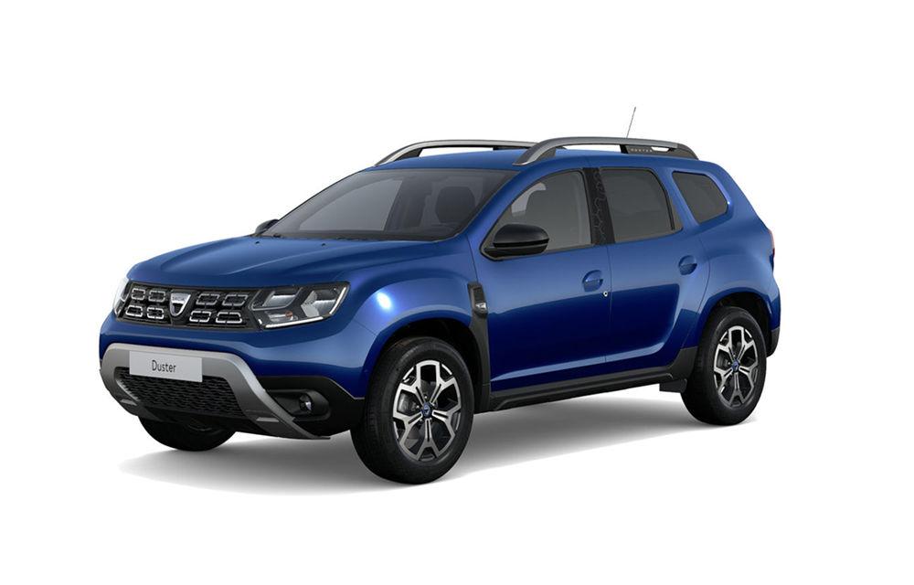 Dacia lansează ediții aniversare pentru Duster și Sandero în Franța: brandul de la Mioveni sărbătorește 15 ani de prezență în Hexagon - Poza 1