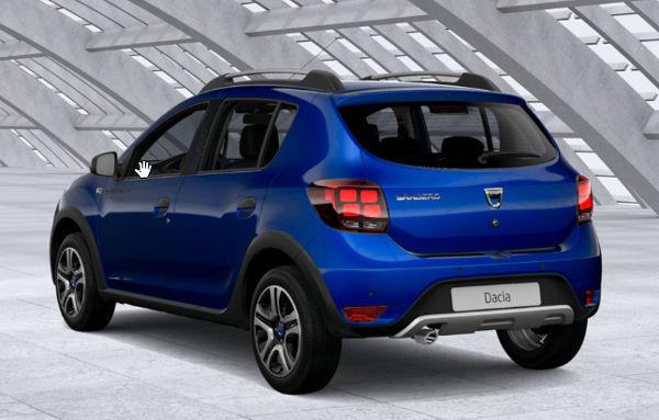 Dacia lansează ediții aniversare pentru Duster și Sandero în Franța: brandul de la Mioveni sărbătorește 15 ani de prezență în Hexagon - Poza 4