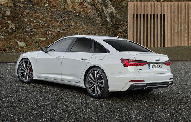Versiunea plug-in hybrid a lui Audi A6 este disponibilă și în România: preț de pornire de la 71.400 de euro - Poza 2