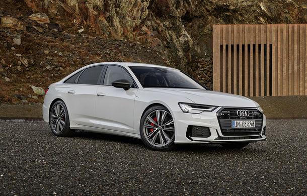 Versiunea plug-in hybrid a lui Audi A6 este disponibilă și în România: preț de pornire de la 71.400 de euro - Poza 1