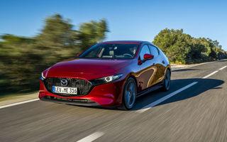 Vânzările Mazda au crescut cu 14% în Europa, în perioada aprilie-decembrie 2019: 195.000 de unități comercializate