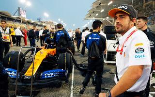 """Alonso pregătește terenul pentru revenirea în Formula 1 în 2021: """"Oamenii consideră că merit mai mult decât am obținut în ultimii ani"""""""
