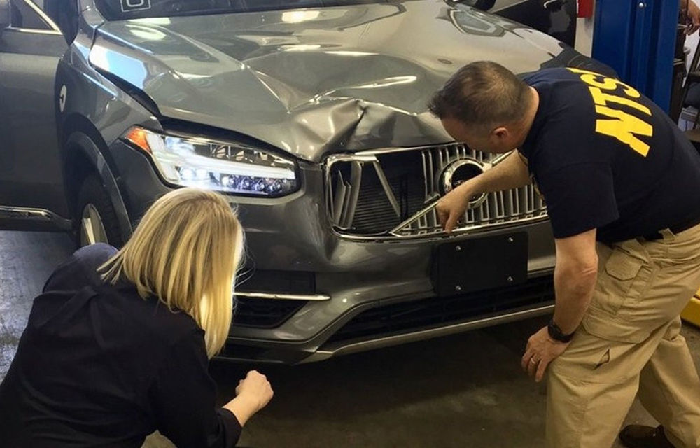 """Uber are din nou """"verde"""" la teste cu mașini autonome: licență primită în California - Poza 1"""