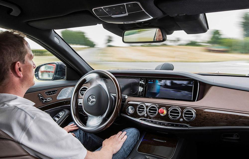 """Bosch: """"Mașinile complet autonome vor deveni o realitate pe șosele până în 2025"""" - Poza 1"""